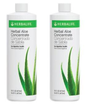 Harga Herbalife Aloe Concentrate Nutrition (Aloe Color) - 2 Bottles