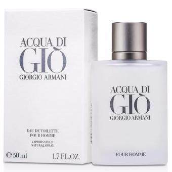 Harga Giorgio Armani Aqua di Gio Pour Homme EDT For Men 100 ml(TESTER)