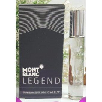 Harga Mont Blanc Legend EDT 20mL for Men- Miniature Perfume