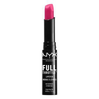 Harga NYX PROFESSIONAL MAKEUP Full Throttle Lipstick - Lethal Kiss