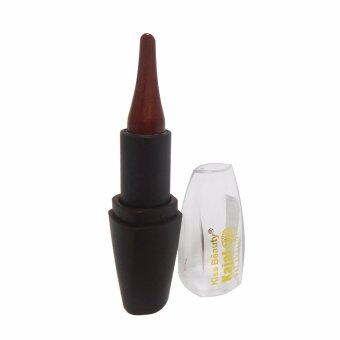 Harga Kiss Beauty Kajal Brown Gel Eyeliner