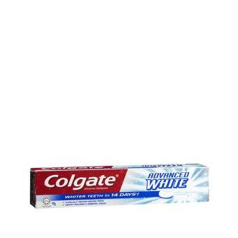 Harga COLGATE Advanced Whitening Toothpaste 90G