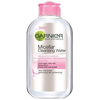 Harga Garnier Micellar Cleansing Water Gentle 125ml (pink)