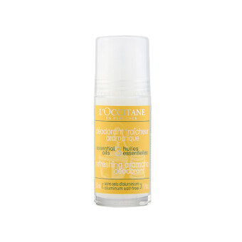 Harga L'Occitane Refreshing Aromatic Deodorant 1.7oz/50ml