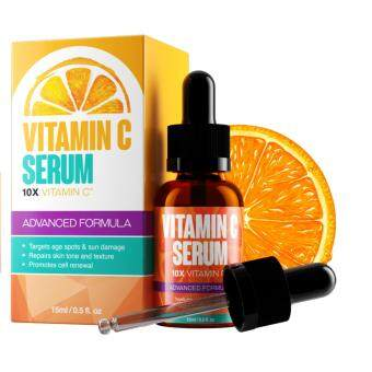 Harga VITAMIN C SERUM BY ANNONA 10 x vitamin c 5 ml