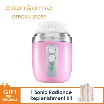 Harga Clarisonic Cleansing Device Mia FIT - Pink (S2131200) + Replenishment Kit