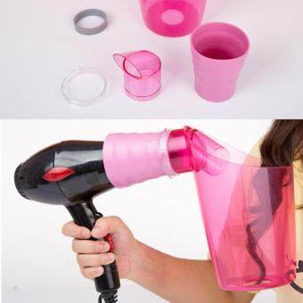Harga Magic Quick Home DIY Air Curler Dryer Attachment Curling Hair Styling Tools
