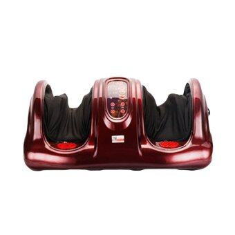 Harga SY8802 Multifunctional Foot Massage with Heating Function - Red