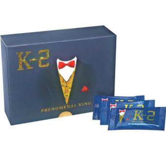 Harga K2 Phenomenal King K-II 男性之宝 (4g x 20 sachets / Box)
