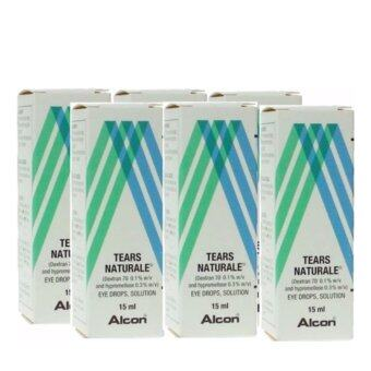 Harga ALCON TEARS NATURALE EYE DROPS 15ML (6BTL)