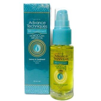 Harga Avon Advance Techniques Moroccan Argan Oil 30ml