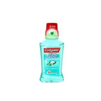 Harga Colgate Plax Herbal Salt Mouthwash 250ml