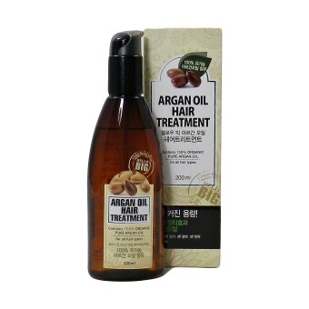 Harga Hello Big Argan Oil Hair Treatment 200ml