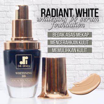 Harga Dr Irma Whitening BB serum Foundation