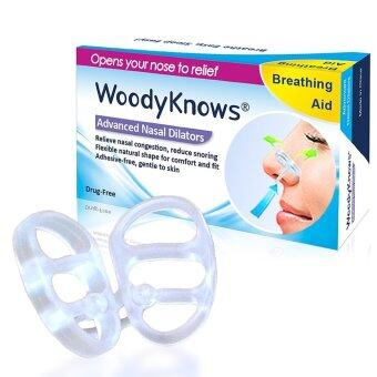 Harga WoodyKnows Nasal Dilators(2nd Gen) Nose Vents Nasal Congestion Anti Snoring Snore relief Nasal Strips Nasal Spray Breathe Right