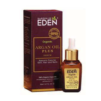 Harga Garden of Eden Argan Oil Plus Serum 20ml