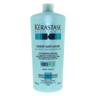 Harga Kerastase Resistance Ciment Anti Usure Conditioner Level 1,2 1000ml