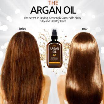 Harga RAON The Argan Hair Oil 100ml