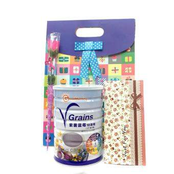 Harga Mother's Day Gift Set Good Morning VGrains 18 Grains & Rose