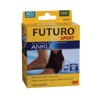 Harga FUTURO Sport Adjustable Ankle Support