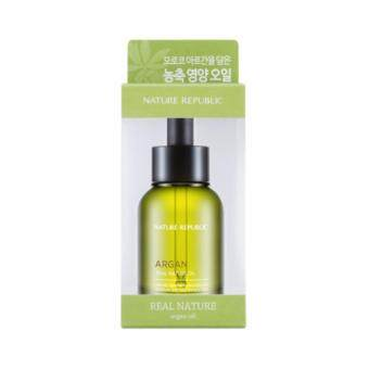 Harga Nature Republic Real Nature Ampoule-Argan Oil