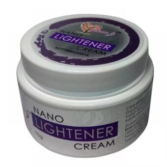 Harga Dianz Nano Lightener Cream