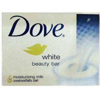 Harga DOVE WHITE BEAUTY BAR 100G