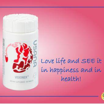 Harga Usana Visionex - Care for your Eyes