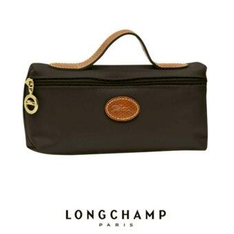 Harga LONGCHAMP LE PLIAGE COSMETIC CASE 3700089 (BLACK)