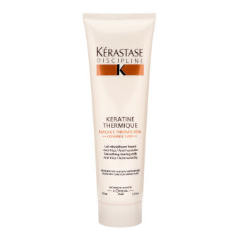 Harga Kerastase Discipline Keratine Thermique Smoothing Taming Milk (For Unruly Hair) 5.1oz, 150ml