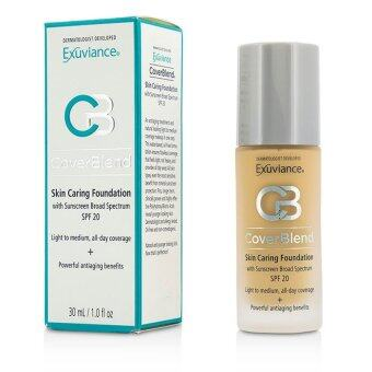 Harga Exuviance CoverBlend Skin Caring Foundation SPF20 - # Classic Beige 30ml/1oz