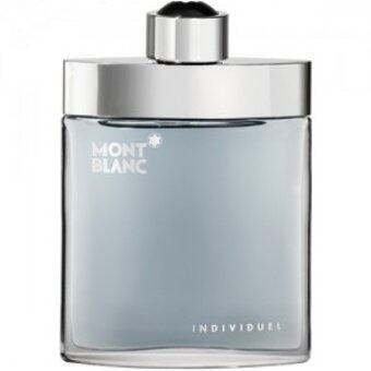 Harga Mont Blanc Individuel EDT Spray 75ml For Men New Demonstration Unit