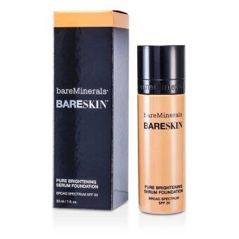 Harga Bare Escentuals BareSkin Pure Brightening Serum Foundation SPF 20 - # 07 Bare Natural (Intl)