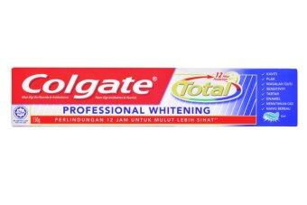 Harga Colgate Total® Professional Whitening Toothpaste 150g