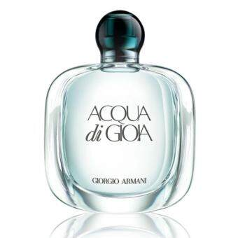 Harga Giorgio Armani Acqua Di Gioia Eau De Parfum 100ml Vaporisateur Spray ( Demonstration - Tester Unit )