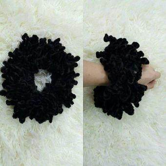 Harga HIJAB RUBBER HAIR - BLACK