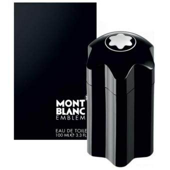 Harga Mont Blanc Emblem EDT Forr Men 100ml