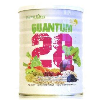 Harga Earth Living Quantum 28 (Net Weight 850g)