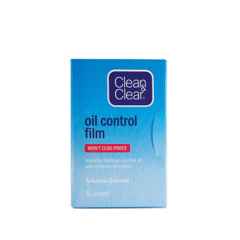 Harga CLEAN & CLEAR Oil Control Film 50's + 10's 50's+10's