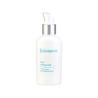 Harga Exuviance Sheer Refining Fluid with Sunscreen Broad Spectrum SPF35 (for oily skin) 1.7oz/50ml