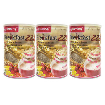 Harga Breakfast 228 500gm (Triple Pack)