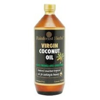 Harga Rainforest Herbs Virgin Coconut Oil 1000ml