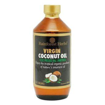 Harga Rainforest Herbs Virgin Coconut Oil 500ml