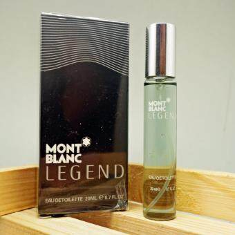 Harga Miniature perfume –MONT BLANC - LEGEND - 20ml