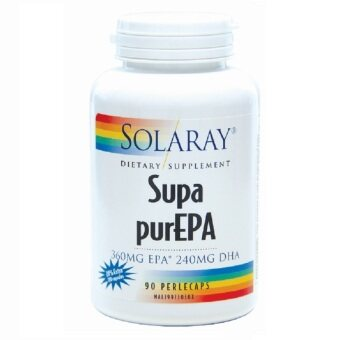 Harga Solaray Supa purEPA Fish Oil (MAL-19973030X) - Added with Natural Vit E for healthy well being