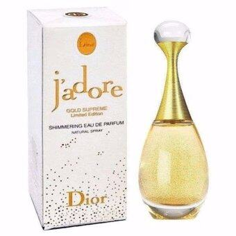 Harga Dior J'adore Gold Supreme Eau De Parfum Natural Spray 100ml (Tester)