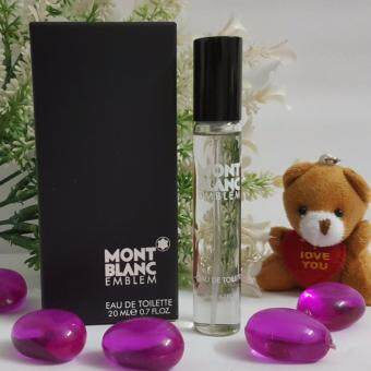Harga [HOT SELLING] Mont Blanc Emblem EDT 20ML For Men ( Tester - Mini Purse Perfume)