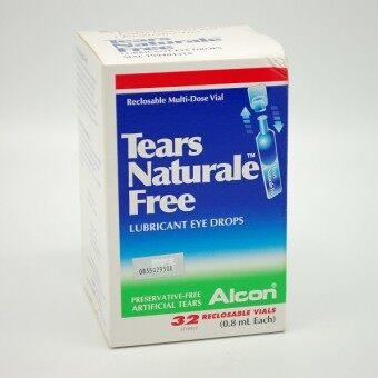 Harga Alcon Tears Naturale Free 32 vials x 0.8ml