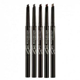 Harga Tonymoly Easy Touch Auto Eye Brow 0.4g (#3 Dark Brown)
