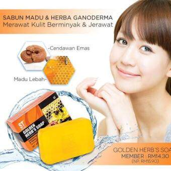 Harga Golden Herb's Soap